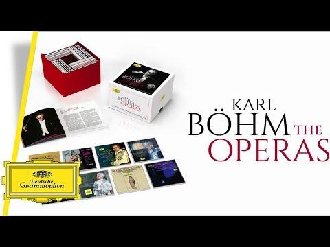 Karl Böhm - The Operas - Complete Vocal Recordings on DG (Trailer)
