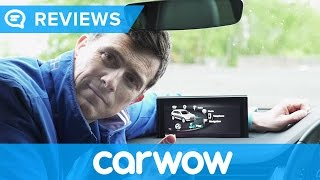 Audi Q7 SUV 2017 MMI infotainment and interior review | Mat Watson Reviews