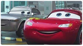 "Cars 3 ""Speed Simulator"" Movie Clip + Trailer (2017) Disney Pixar Animated Movie HD"