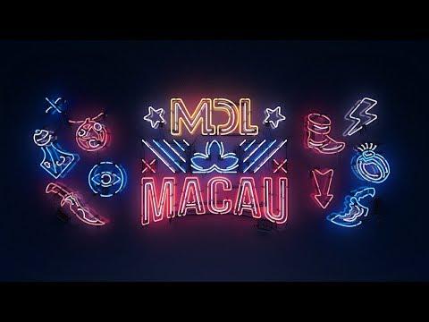 VGJ.S vs TNC MDL Macau 2017 Groupstage Game 1 bo1