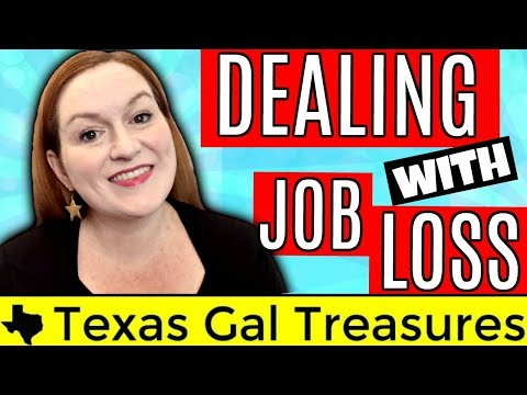 How to Deal With Job Loss 2018 - 10 Tips for Managing Life & Family During Hard Times
