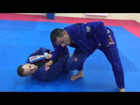 Modern Jiu Jitsu Series - Passing worm guard 1