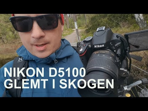 HVA JEG HAR I SEKKEN + NIKON D5100