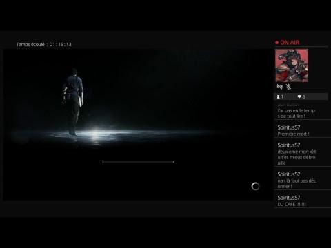 Diffusion PS4 en direct de Super-TuTuX