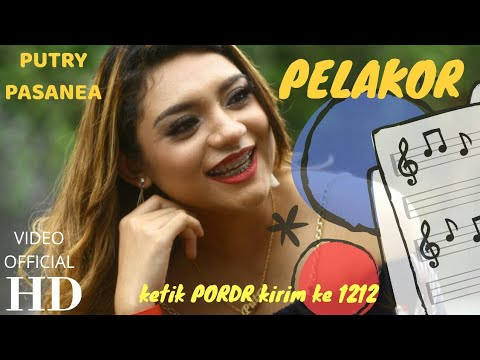 PELAKOR - PUTRY PASANEA ( OFFICIAL MUSIC VIDEO )