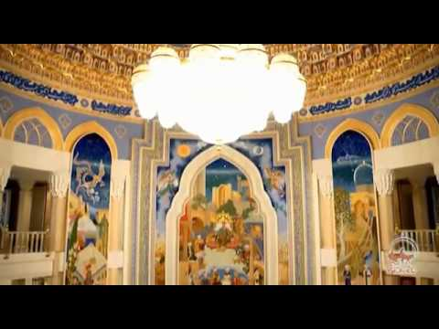 Tashkent sights (Uzbekistan, Central Asia).