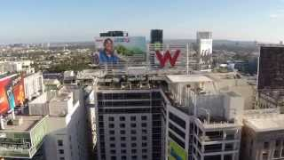 Aerial filming Service Los Angeles CA