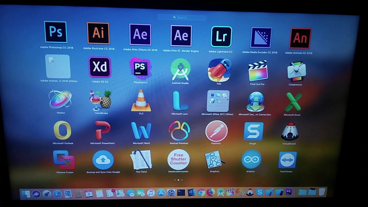 MacOS High Sierra 10 13 5 on Workstation Laptop