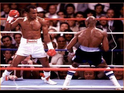 Fight #26: Sugar Ray Leonard vs. Marvin Hagler