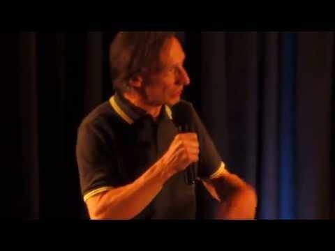 Julian Richings talking about playing Death SPN NJCon 2014
