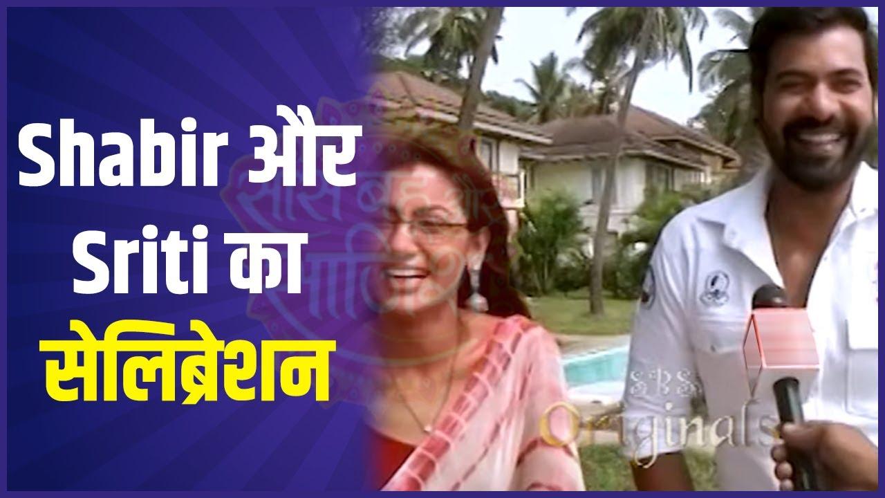 Download Shabir Ahluwalia & Sriti Jha celebrating years of working together! | SBS Originals