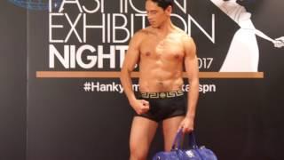 阪急メンズ館のFEN(ファッション・エキシビション・ナイト)201...