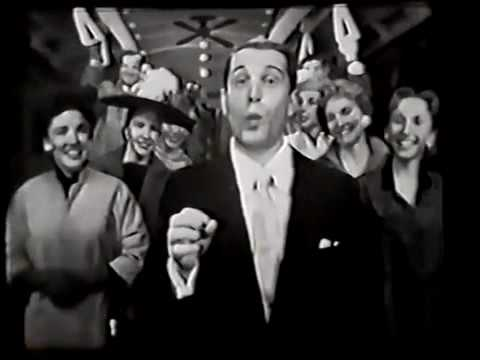Perry Como Live -  Heigh Ho, Whistle While You Work