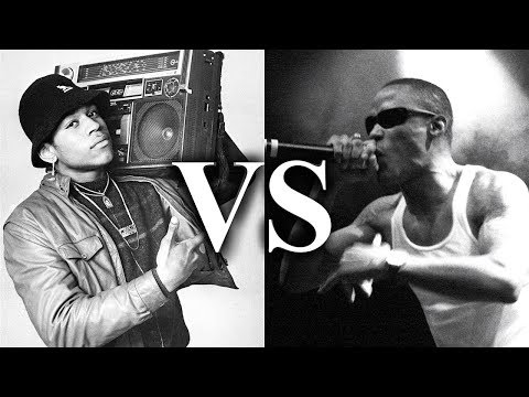 LL Cool J Vs. Canibus - Full Battle [Lyrical Analysis]