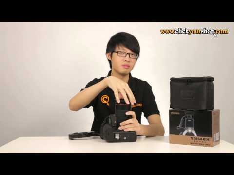 Yongnuo Yn 14ex Macro Ring Lite Flash Light For Canon Dslr