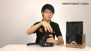 YONGNUO YN-14EX Macro Ring LITE Flash Light for Canon DSLR Camera as MR-14EX Product Review