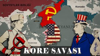 KOREAN WAR TURKEY || Battle of Wawon 1950 || Full Documentary