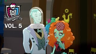 #МонстерХай: Цветущий сумрак 1. Мультфильмы онлайн. 5 сезон Monster High