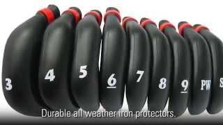 PGA Tour Iron Protectors