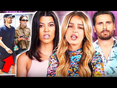 Download Addison Rae HOOKED UP With Kourtney Kardashian's Husband?!