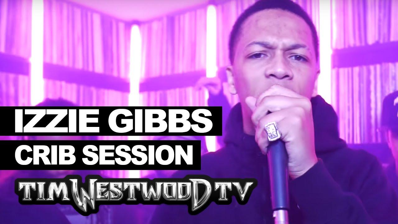 Izzie Gibbs Freestyle Westwood Crib Session Youtube