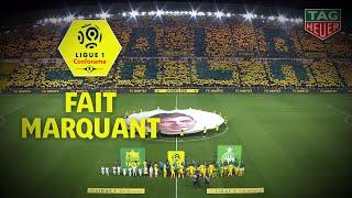 Le vibrant hommage de la Beaujoire à Emiliano Sala lors de FC Nantes / AS Saint-Etienne
