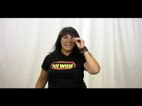 101 WRIF - Anne Carlini Urges You to Shut Up & Vote!