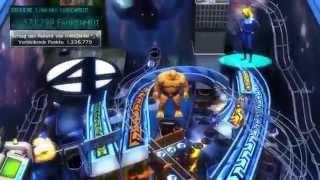Pinball FX2 : Fantastic Four PC [Deutsch\German] Gameplay