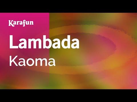 Karaoke Lambada - Kaoma *