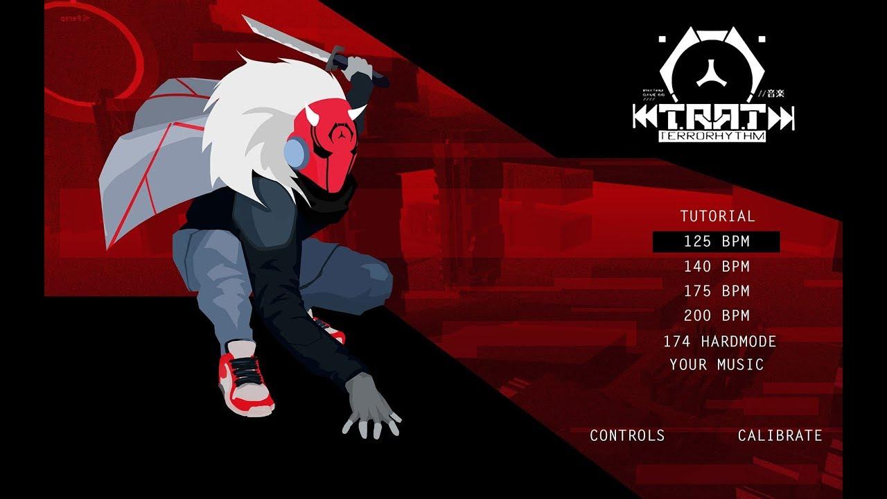 Games - TERRORhythm TRRT - music powered beat 'em up (second game