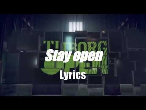 Stay Open - Diplo & Mø feat. Laure & Bipul Chhetri (lyrics)