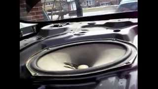 How to: Install 6x9 Speakers in a Honda Civic 96-2000