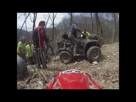 No Wing No Prayer Racing riding 4x4 atv's down south