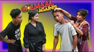Golmaal again a new kokborok short film | ft.lila & Bishal | kokborok short film