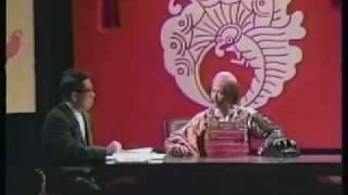 1985年2月に放映された「おしゃべり人物伝」の平清盛編。 根津甚八が演...