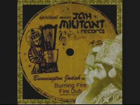 Burning Fire+Dub-Bunnington Judah_Brizion (Jah Militant)