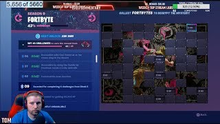 FORTNITE FORTBYTE 09 UNLOCK TODAY EASY UNLOCK I CAN HELP