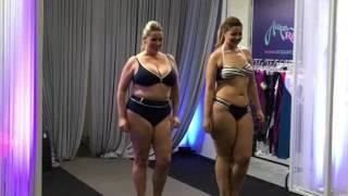 Desfile Moda Plus Size Verão 2017 / Belle Plage
