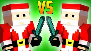 1 VS 1 - PVP MINECRAFT