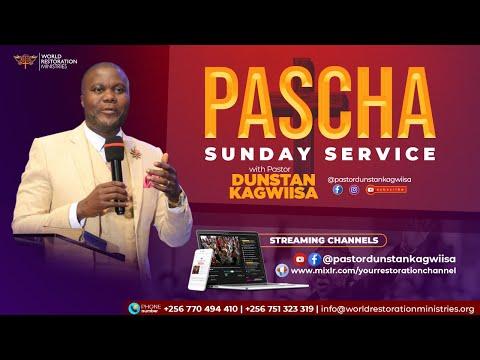 THE WORLD RESTORATION EASTER SUNDAY SERVICE - PASTOR DUNSTAN KAGWIISA