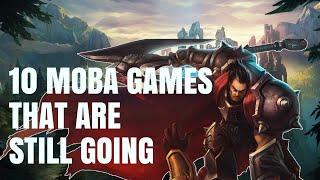 10 MOBA Games That Still Exist in 2020 (PC)
