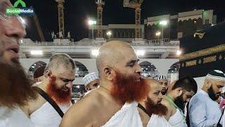 Ameer E Ahele Sunnat Haram Sharif Me Tawaf Aur Sa'e Ke Kuch Manazir