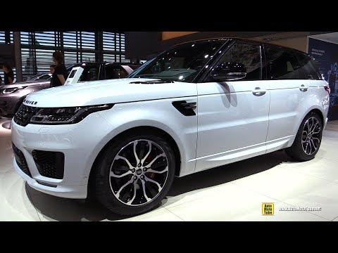 Range Rover Sport HSE Dynamic Pe Hybrid - Walkaround -  Paris Motor Show