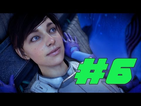 """Mass Effect Andromeda: Female Ryder - Part 6 """"New Friends"""""""