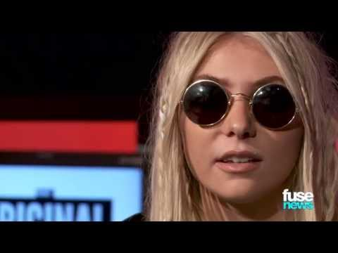 The Pretty Reckless' Taylor Momsen on Naked Tour Poster & New Album