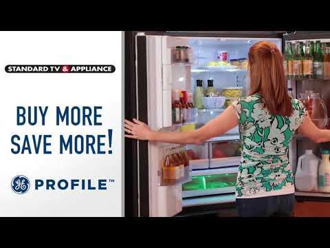 Standard TV & Appliance - Labor Day - GE Profile Appliances