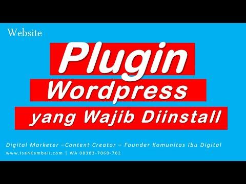 plugin-wordpress-yang-wajib-diinstall