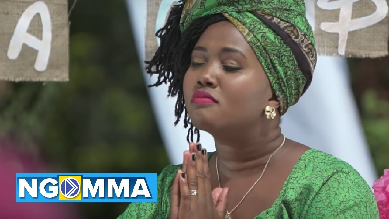 Download Alice Kimanzi - Waambie  |Official CRM Video|