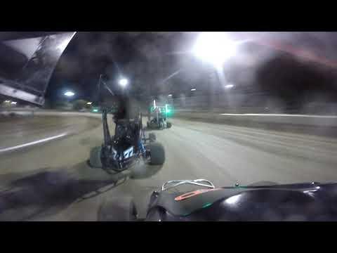 Delta Speedway 10/25/19 Jr Sprint Heat 1 Cash GoPro