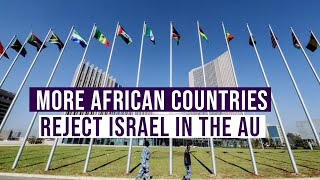 African Union to split after Israel granted observer Status.
